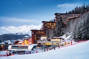 Arc 1600 Hotels