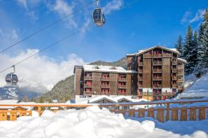 Hôtel Soleil Vacances Valfréjus - Hotel