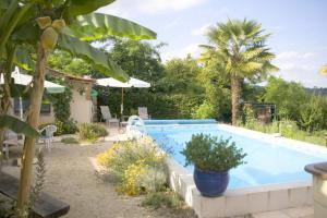 Chambre d'Hôtes Oeuil de Bouc - Accommodation - Madiran