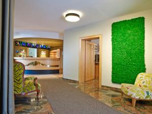 Das Grüne Hotel zur Post - 100 % BIO, Отели  Зальцбург - big - 117