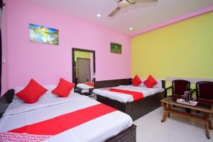 OYO 28258 Hotel Rajeswari, Hotely  Rupnārāyanpur - big - 8