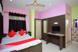 OYO 28258 Hotel Rajeswari, Hotely  Rupnārāyanpur - big - 16