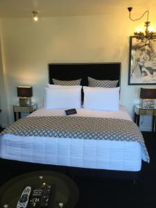 Amuri House Boutique Motel - Accommodation - Hanmer Springs