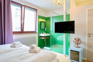 Leuhusen Center Apartments Vienna