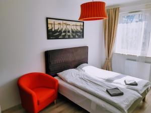 Orange Lux Apartment