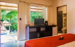 Fuego Lodge, Hotely  Pláž Santa Teresa - big - 59