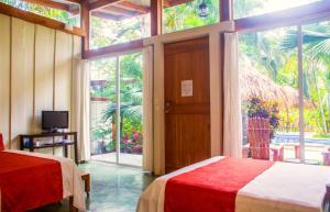 Fuego Lodge, Hotely  Pláž Santa Teresa - big - 24