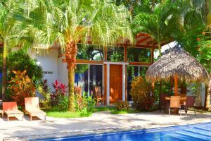 Fuego Lodge, Hotely  Pláž Santa Teresa - big - 68