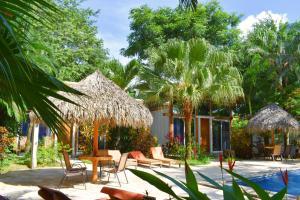 Fuego Lodge, Hotely  Pláž Santa Teresa - big - 73