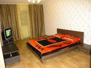 Apartments on Ryabikova