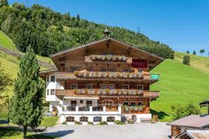 Hotel Garni Hanslerhof - Gerlos