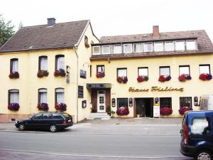 Albergues - Hotel Haus Frieling