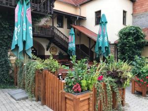 Hotel U Dvou medvídků - Chomutov