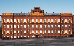 АЗИМУТ Отель Москва Тульская, Москва