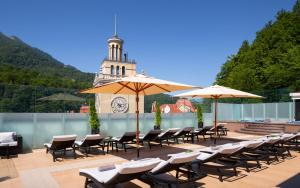 Radisson Rosa Khutor - Hotel - Estosadok