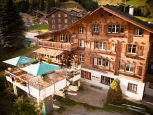 Nangijala Hostel - Accommodation - Disentis