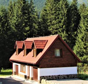Namas Chata Zverovka - Marka Zuberec Slovakija
