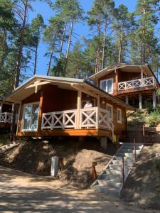 Domki Szarlota atrakcje dla rodzin na Kaszubach