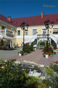 Ресторанно-гостиничный комплекс La Belle, Гурьевск