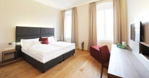 Hotel HOTEL WALDHÖR Perg Rakousko