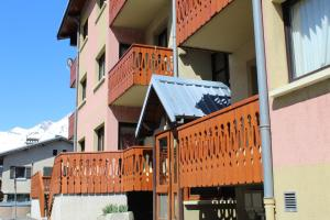 APPARTEMENT MONTAGNE 5 PERS VAL CENIS (SAVOIE)
