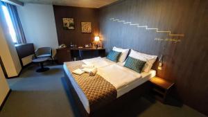 4 stern hotel Hotel D1 Ostrovačice Tschechien