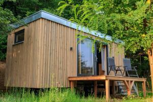 Chata Tiny House Waldluft Birkfeld Rakousko