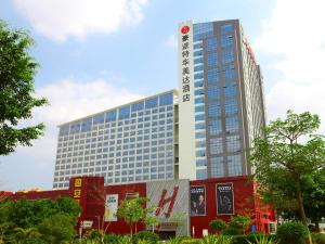 Shenzhen Ramada Plaza, North Railway Station