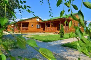 Slavutich, Üdülőközpontok - Nova Kahovka