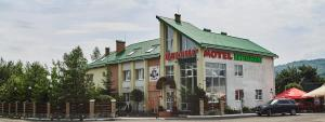 Хостелы Нижнего Синевидного