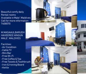 M Masaaul Barudhu Room