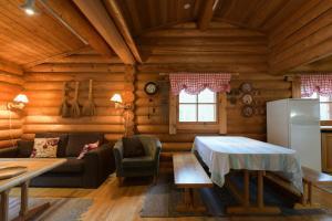 Joutsen Holiday Home - Hotel - Luosto