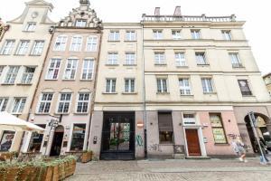 Apartment Gdańsk Old Town Kołodziejska by Renters