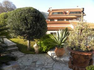 B&B Al Giardino, Bed & Breakfasts  Monreale - big - 40
