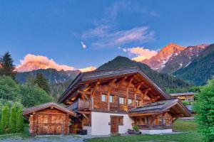 Chalet Anchorage - Hotel - Les Houches