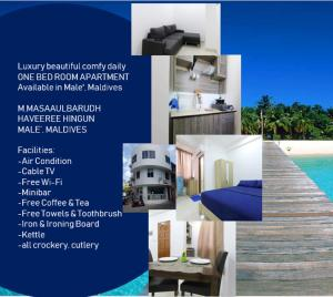 M Masaaul Barudhu 2 Bedroom Apartment