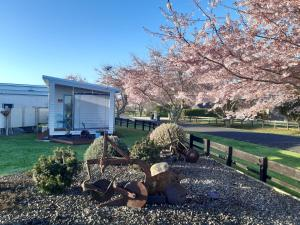Accommodation in Matamata