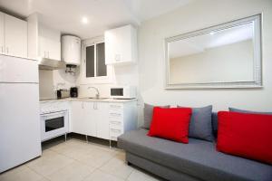 Moderno piso de tres habitaciones en lEixample