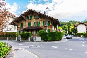 AUSFinn-Apartments, SWISS VILLA