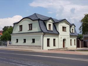 Penzion Apartmány Meandry Mimoň Česko