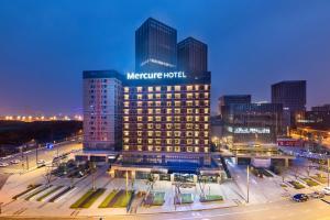 Mercure Chengdu Exhibition Center