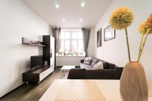 Bright and Charming Apartment Close to the Center, Apartmány  Vídeň - big - 2