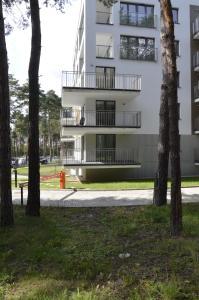 Słońce Woda Las Apartament No10 Garaż Inclusive