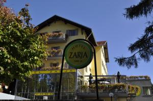 Accommodation in Loška Dolina