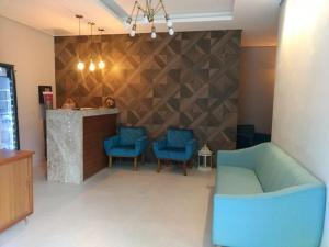 Отель Hotel Umuarama, Апаресида