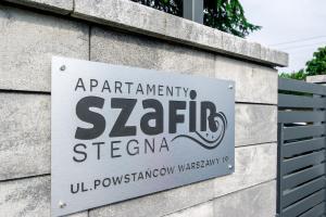 Apartamenty Szafir Stegna