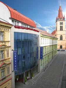 EA Hotel Crystal Palace - Praga