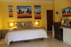 Flintstones Guesthouse Fourways, Penzióny  Johannesburg - big - 16