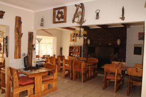 Flintstones Guesthouse Fourways, Penzióny  Johannesburg - big - 15