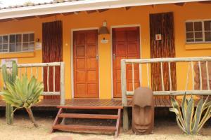 Flintstones Guesthouse Fourways, Penzióny  Johannesburg - big - 13